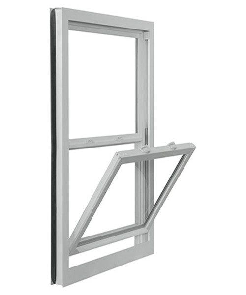Aluminium Dune Seule Fenêtre à Guillotine Fenêtre En Aluminium